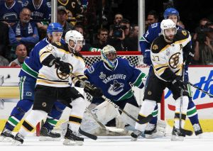 Boston Bruins v Vancouver Canucks - Game Two