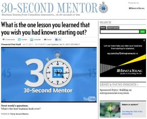 30secondmentor