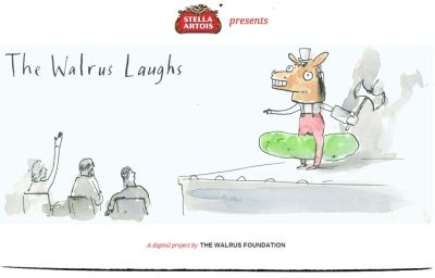 Thewalruslaughs