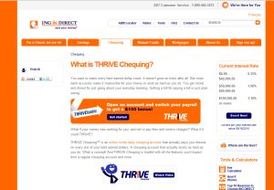 Thriveaccount