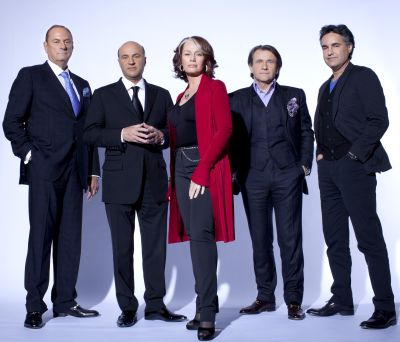Dragons' Den Wednesday night at 8pm (830NT) on CBC