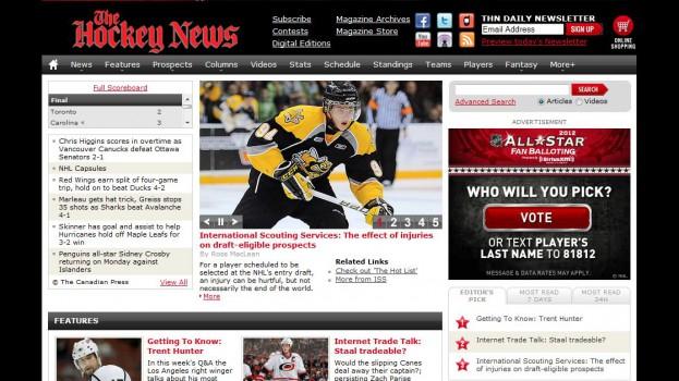 Thehockeynews