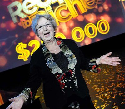 Recipe to Riches Grand Prize Winner Glo McNeill LR