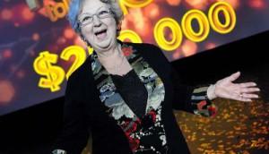Recipe to Riches Grand Prize Winner Glo McNeill LR