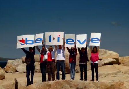 Believe2012