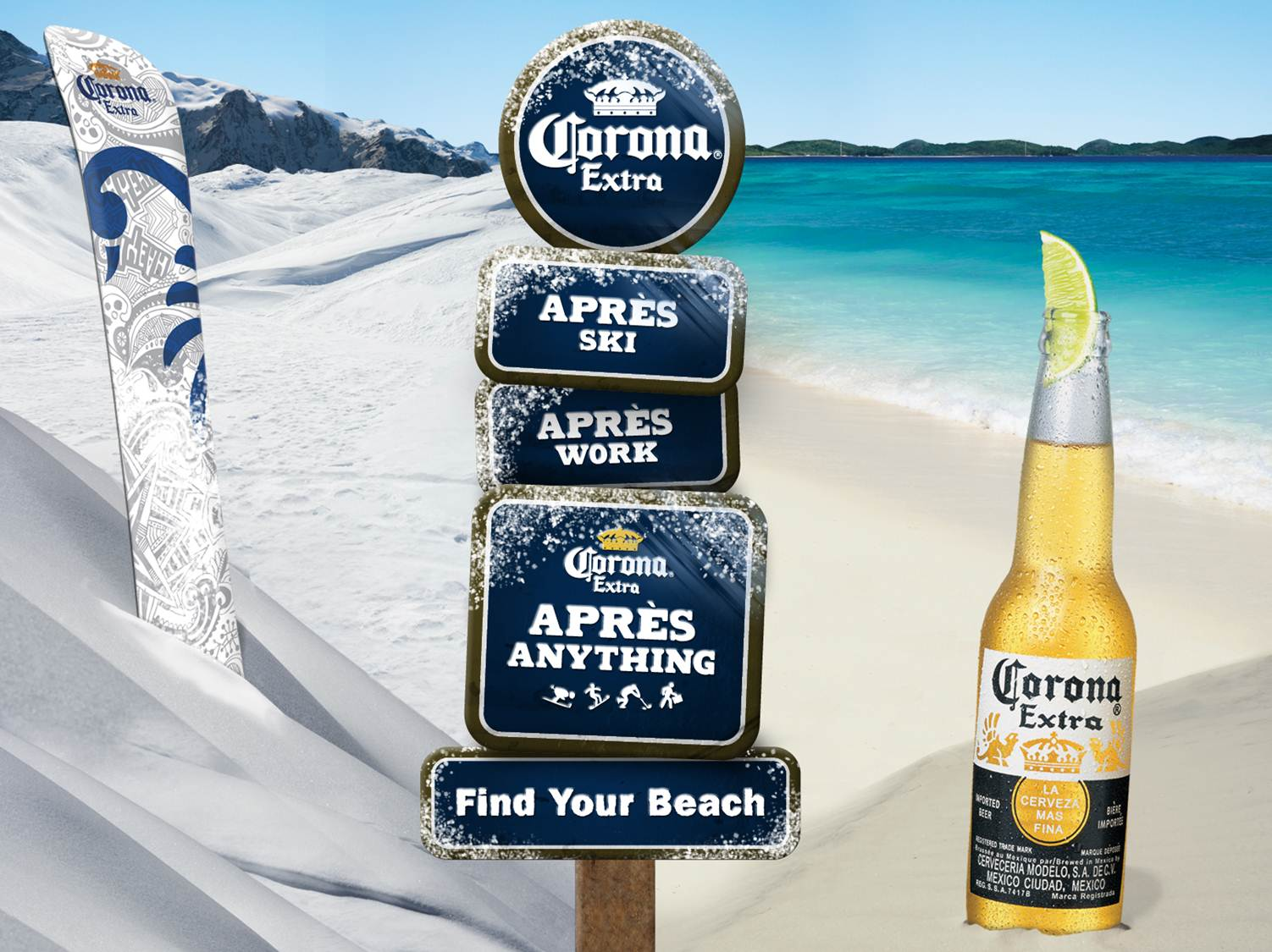 Corona Light Goes After Middle-Age Beer Drinkers With Taste Pitch