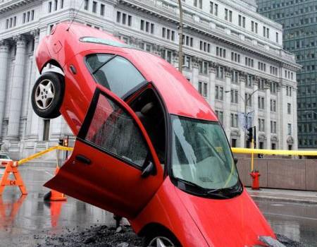 Taxipothole