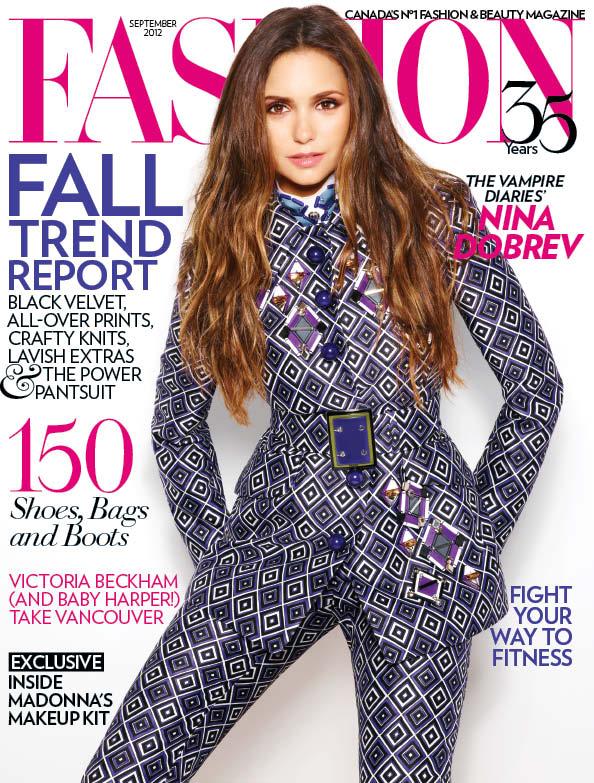 The Verdict: Fashion magazines » Media in Canada