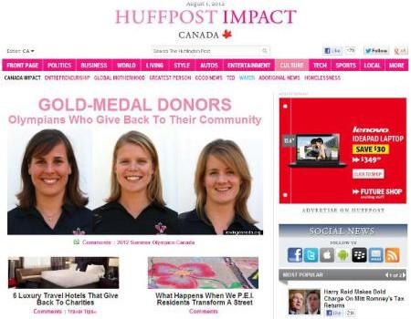 HuffPost Impact image