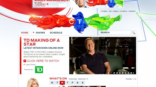 CTV and TD