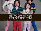 Metro H&M