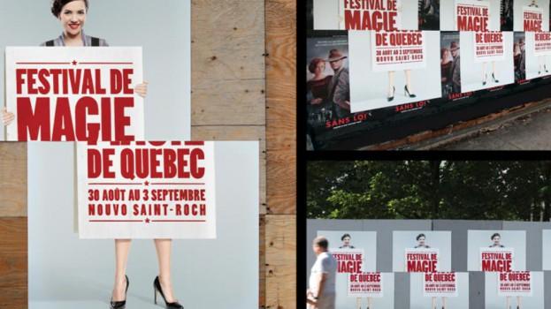 Quebec magic fest