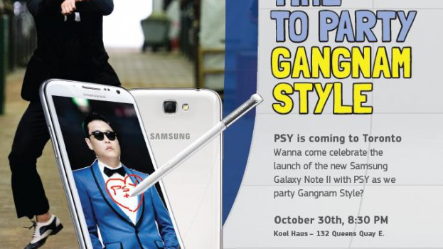 Samsung Psy