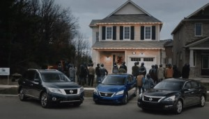 Nissan helping Habitat for Humanity Canada give the gift of home