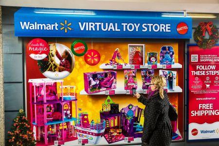 MATTEL CANADA, INC. - Mattel and Walmart Canada Revolutionize