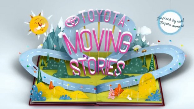 Toyota Moving Story