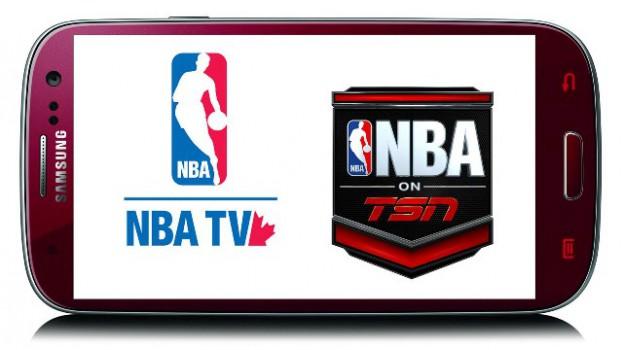 BELL CANADA - Bell Mobile TV - A slam dunk - NBAtvCan & NBAonTSN
