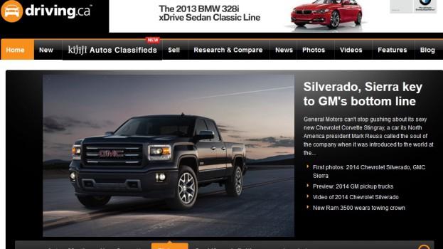 Postmedia Kijiji Merge Online Auto Classifieds Media In Canada