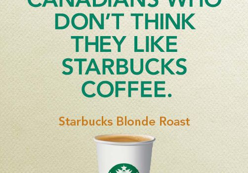 StarbucksBlondeOOH
