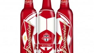 TORONTO FC - Budweiser and Toronto FC Partnership
