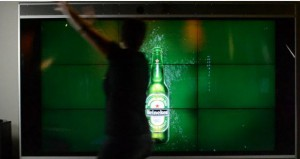 HeinekenInteractiveWall