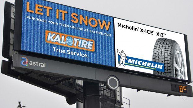 Kal Tire kicks off weather-controlled campaign » Media in Canada