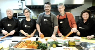 Community Kitchens Launch Event (Toronto)1mg