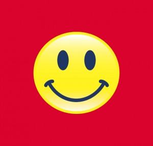 Smiley_on_red-300x286