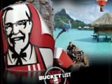 KFC crosses off consumers' bucket lists