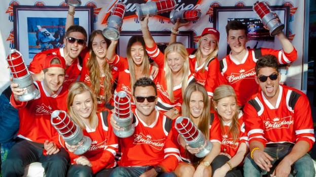 Budweiser Red Light Mobile Store 1