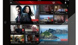 Global Go iPad Homescreen