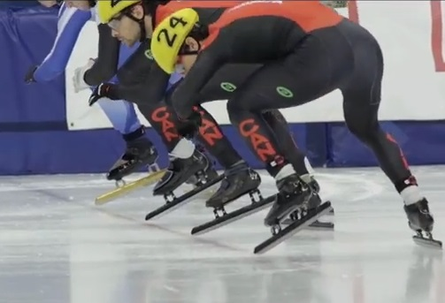 samsung speedskating