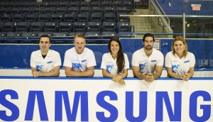 Final Photo-Samsung Olympic Press Conf.