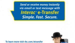 RBC etransfer