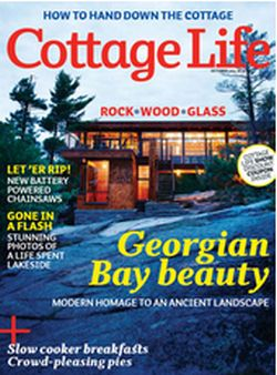 Cottage life media adds to its western presence media in Spring cottage magazine
