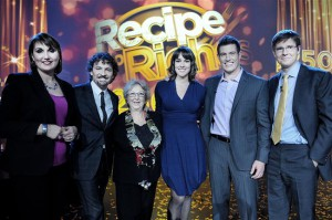 Copied from Playback - 01-26-11Recipe to Riches Season Finale Judges, Winner and Host