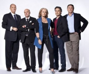 Kevin O Leary Bruce Croxon Leaving Cbc S Dragons Den