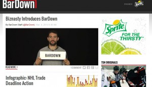 bardown launch