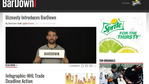 bardown launch