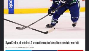 theScore Honda NHL 2014