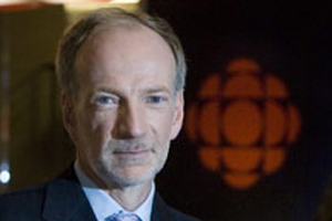 CBC/Radio-Canada president and CEO Hubert Lacroix