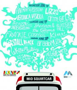 MiO Squirtcar Schedule