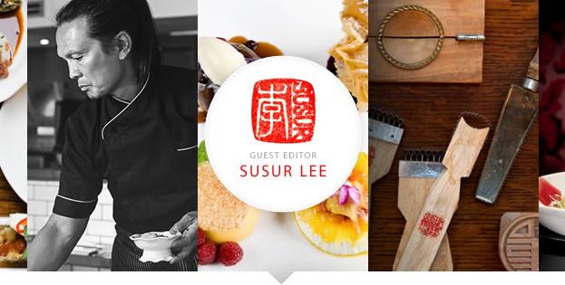 KD CA Susur Lee guest editor