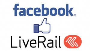 Copied from StreamDaily - Facebook likes LiveRail