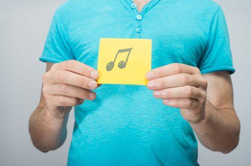 Musicshuttterstock