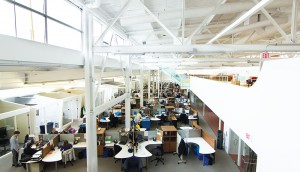 Copied from strategy - Cossette office 4