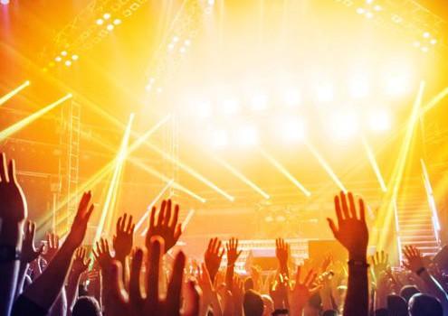 ConcertShutterstock