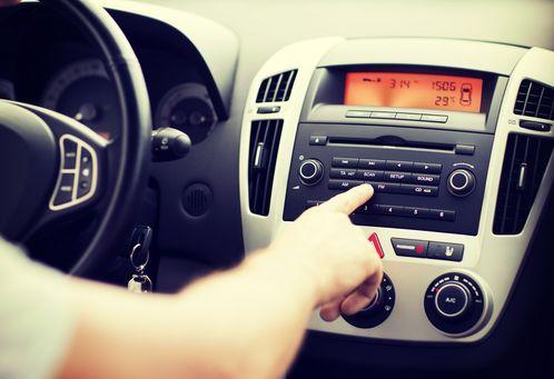 carRadioShutterstock