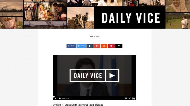 dailyVice