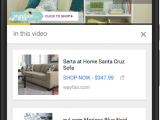Trueview wayfair campaign